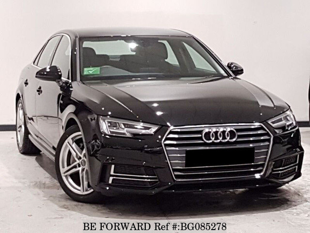 Used 2016 AUDI A4 BG085278 for Sale