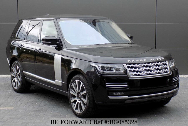 Used 2017 LAND ROVER RANGE ROVER BG085328 for Sale
