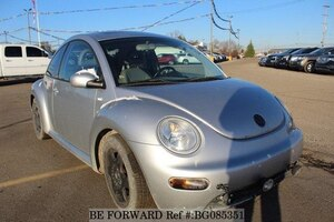 Used 2001 VOLKSWAGEN BEETLE BG085351 for Sale