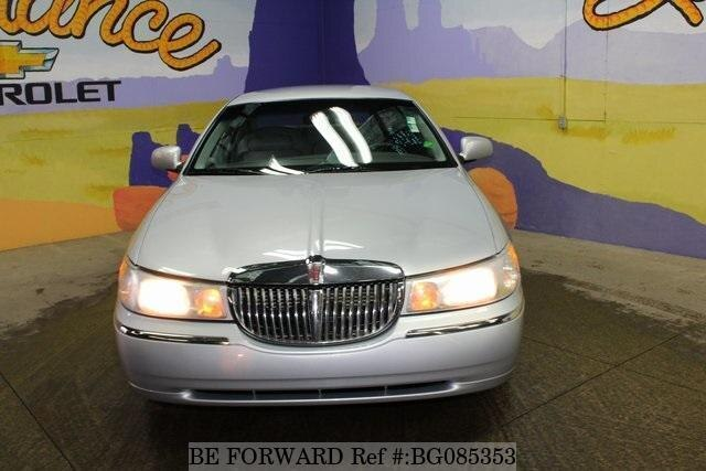 Used 2000 Lincoln Town Car Signature For Sale Bg085353 Be Forward