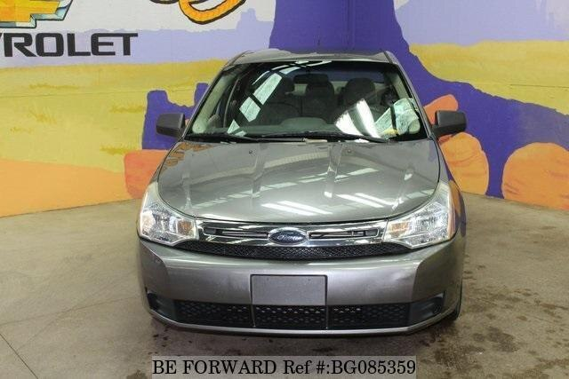 Used 2010 FORD FOCUS BG085359 for Sale