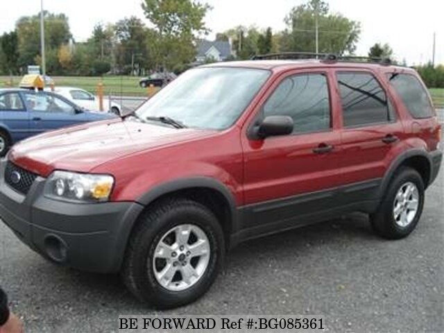 Used 2005 Ford Escape Bg085361 For