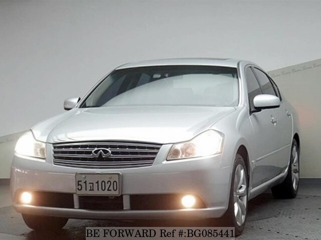 Used 2007 INFINITI M35 BG085441 for Sale