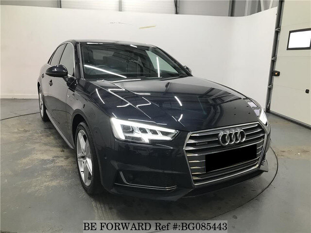 Used 2016 AUDI A4 BG085443 for Sale