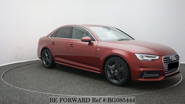 Used 2016 AUDI A4 BG085444 for Sale