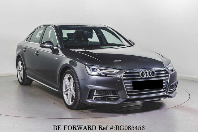 Used 2017 AUDI A4 BG085456 for Sale