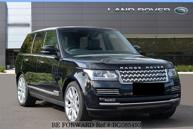 Used 2017 LAND ROVER RANGE ROVER BG085493 for Sale