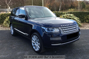 Used 2017 LAND ROVER RANGE ROVER BG085501 for Sale