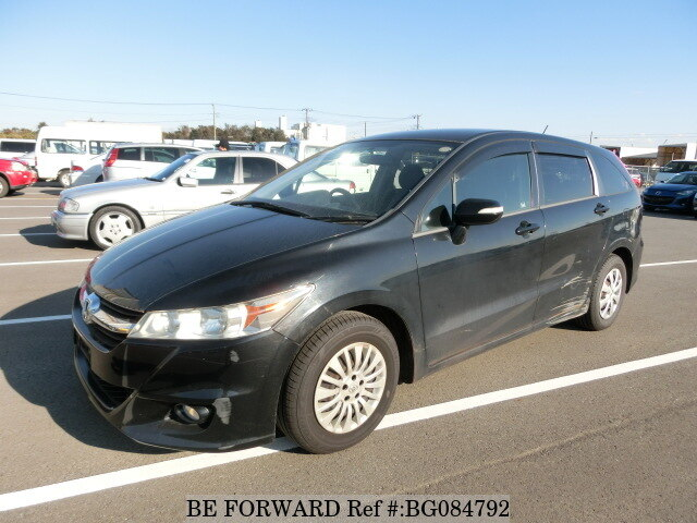 Used 2010 HONDA STREAM BG084792 for Sale