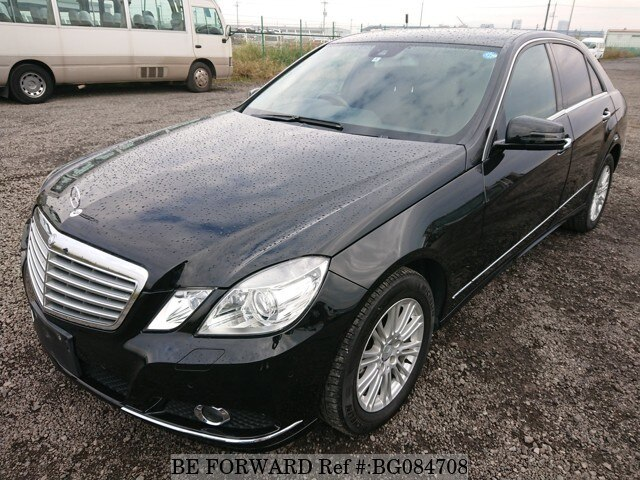 Used 2010 MERCEDES-BENZ E-CLASS BG084708 for Sale