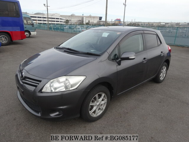 Used 2010 Toyota Auris 150x M Package Dba Nze154h For Sale Bg085177