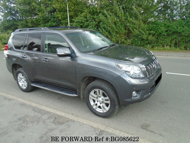Used 2010 TOYOTA LAND CRUISER BG085622 for Sale