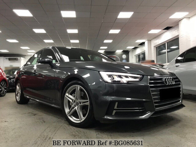 Used 2017 AUDI A4 BG085631 for Sale