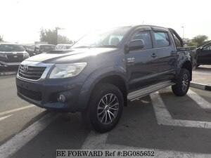 Used 2012 TOYOTA HILUX BG085652 for Sale