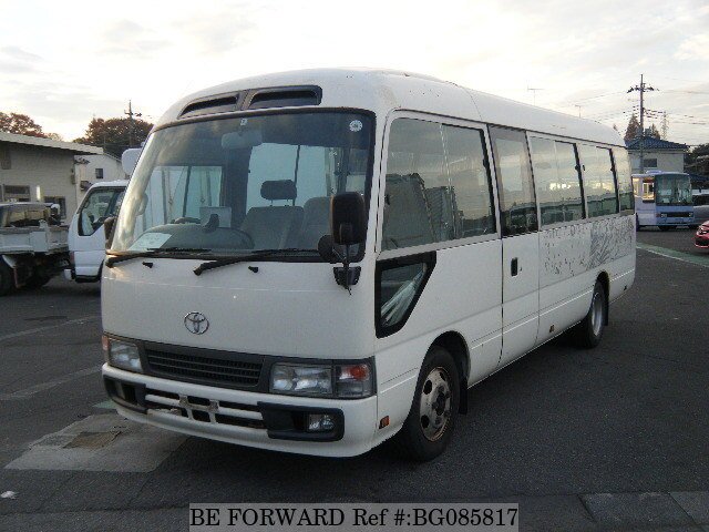 f570bd1823 Used 2007 TOYOTA COASTER LX PB-XZB50 for Sale BG085817 - BE FORWARD
