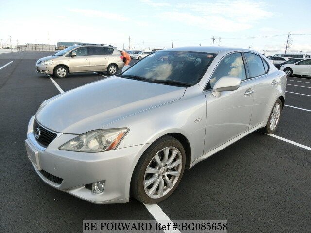 Used 2005 LEXUS IS BG085658 for Sale