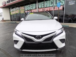 Used 2018 TOYOTA CAMRY BG085872 for Sale