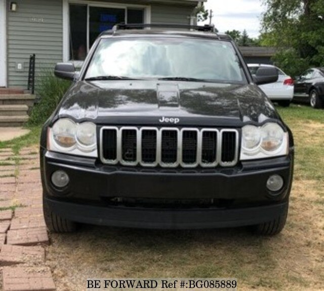 Used 2005 JEEP CHEROKEE BG085889 for Sale