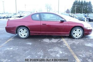 Used 2007 CHEVROLET MONTE CARLO BG085893 for Sale
