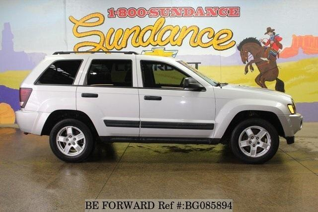 Used 2005 JEEP GRAND CHEROKEE BG085894 for Sale