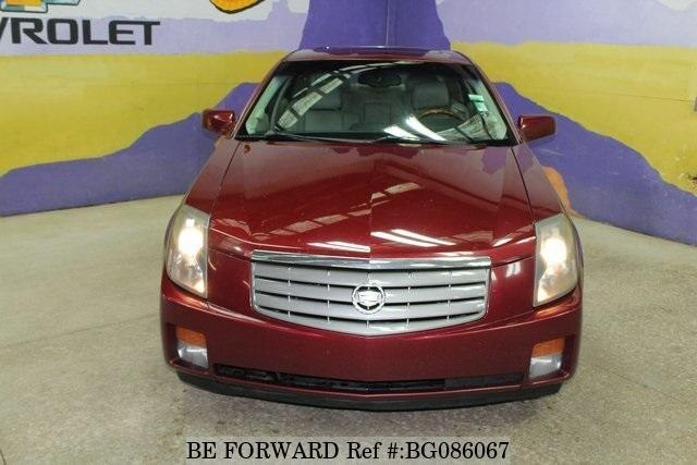 Used 2003 CADILLAC CTS BG086067 for Sale