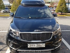 Used 2018 KIA CARNIVAL BG086079 for Sale