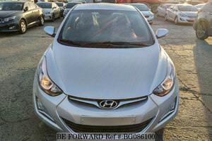 Used 2015 HYUNDAI AVANTE (ELANTRA) BG086100 for Sale