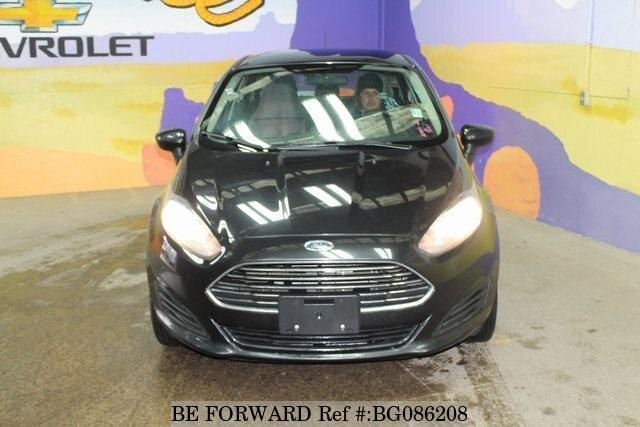 Used 2015 FORD FIESTA BG086208 for Sale