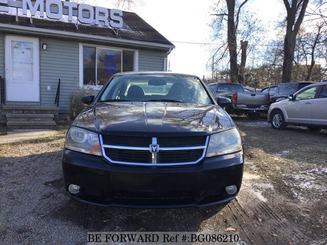 Used 2008 DODGE AVENGER BG086210 for Sale