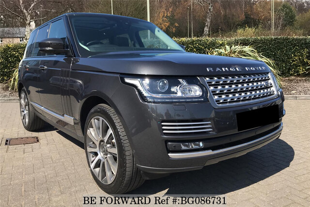 Used 2017 LAND ROVER RANGE ROVER BG086731 for Sale