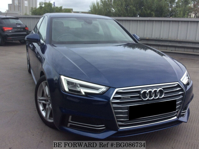 Used 2017 AUDI A4 BG086734 for Sale