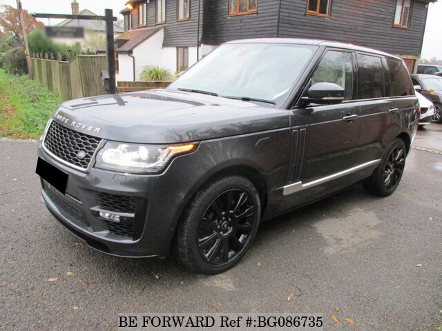 Used 2017 LAND ROVER RANGE ROVER BG086735 for Sale