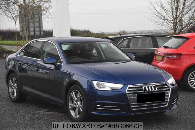 Used 2017 AUDI A4 BG086738 for Sale
