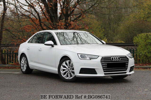 Used 2017 AUDI A4 BG086741 for Sale