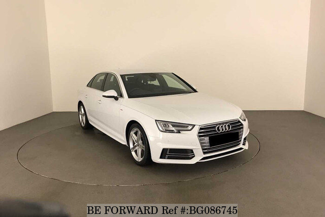 Used 2017 AUDI A4 BG086745 for Sale