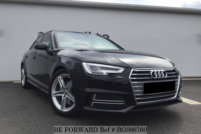Used 2018 AUDI A4 BG086760 for Sale