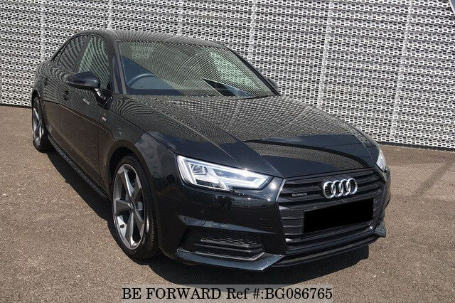Used 2018 AUDI A4 BG086765 for Sale