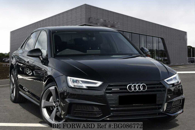 Used 2018 AUDI A4 BG086772 for Sale