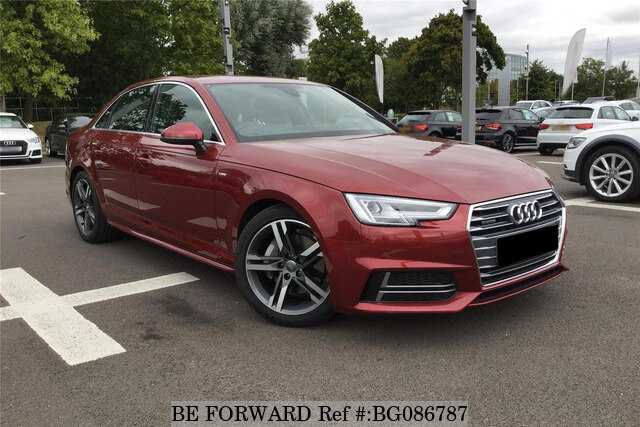 Used 2018 AUDI A4 BG086787 for Sale