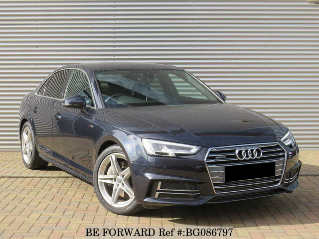 Used 2018 AUDI A4 BG086797 for Sale