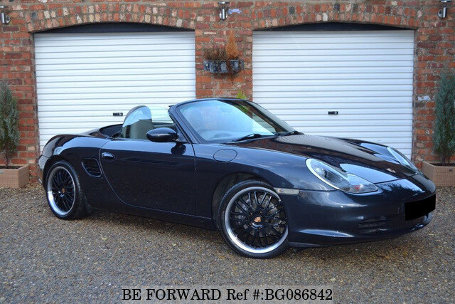 Used 2003 PORSCHE BOXSTER BG086842 for Sale