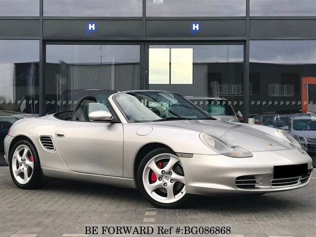 Used 2004 PORSCHE BOXSTER BG086868 for Sale