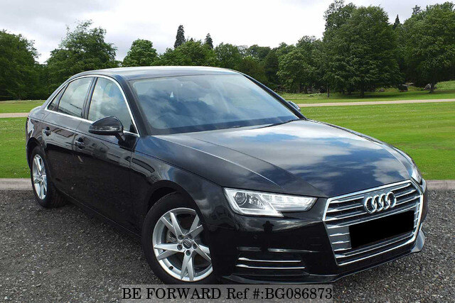 Used 2018 Audi A4 For Sale Bg086873 Be Forward