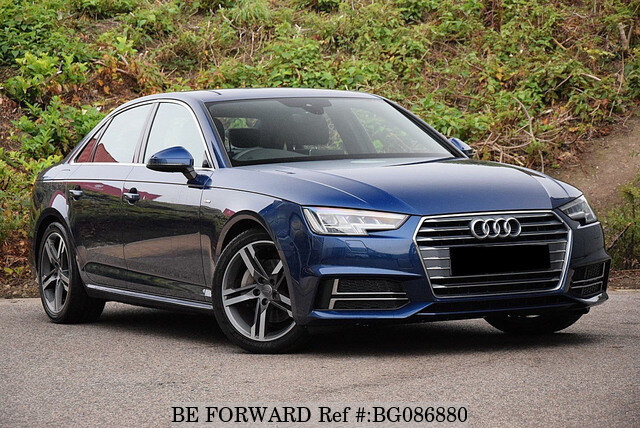 Used 2016 AUDI A4 BG086880 for Sale