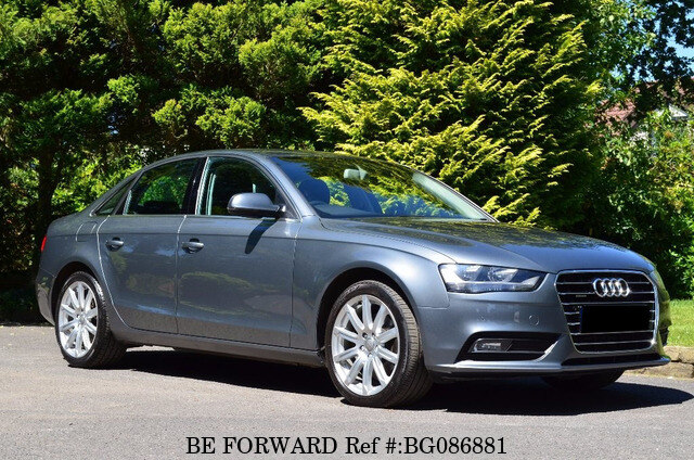 Used 2015 AUDI A4 BG086881 for Sale