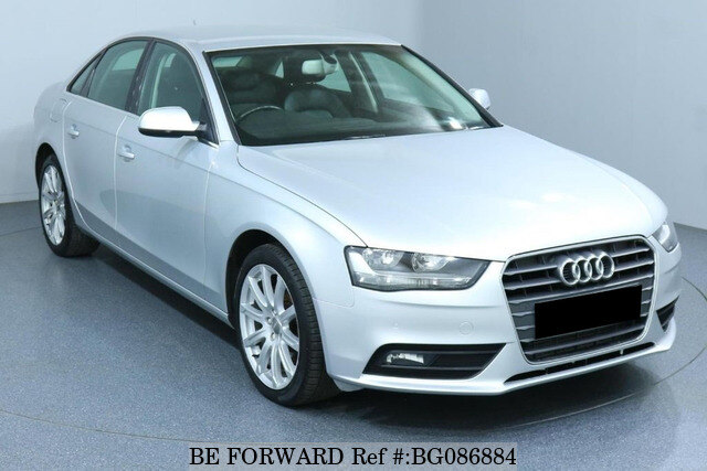 Used 2014 AUDI A4 BG086884 for Sale