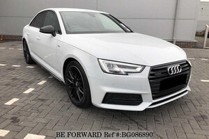 Used 2018 AUDI A4 BG086890 for Sale