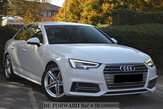 Used 2018 AUDI A4 BG086893 for Sale