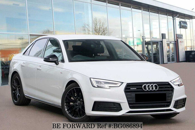 Used 2018 AUDI A4 BG086894 for Sale