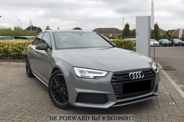 Used 2018 AUDI A4 BG086917 for Sale